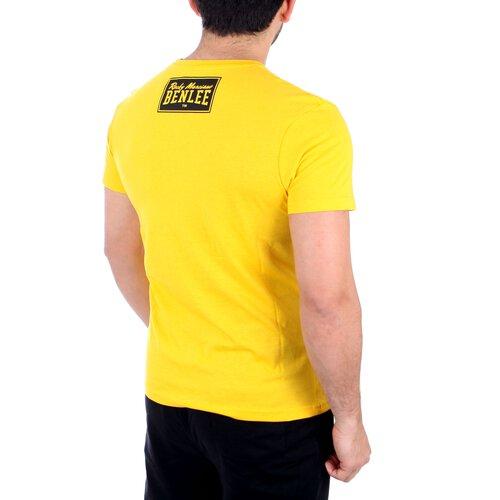7af7f9a8e1cb14 ... Benlee Herren LOGO Regular Fit Motiv Print T-Shirt BL-195041 ...
