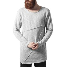 Urban Classics Sweatshirt Herren Fashion Long Terry Crew...