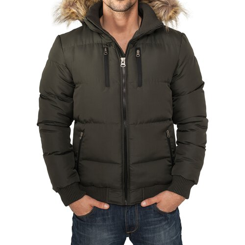 Urban Classics Winterjacke Herren Expedition Outdoor Jacke TB-434