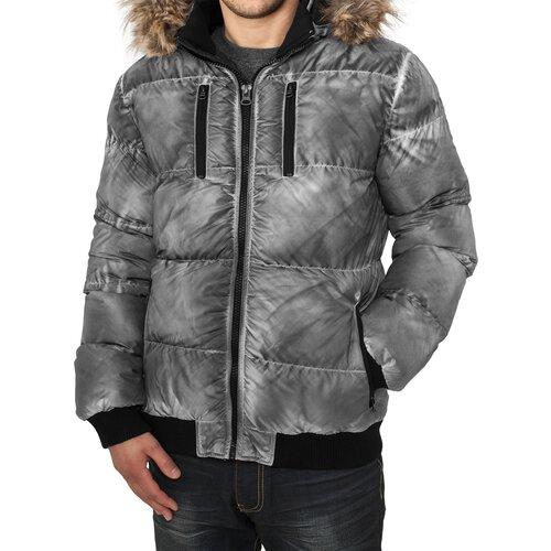a1e1d4e60d67 Urban Classics Winterjacke Herren Spray Dye Look Expedition Jacke TB-572 ...