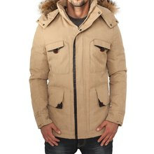 Urban Classics Winterjacke Herren Expedition Daunen Parka...