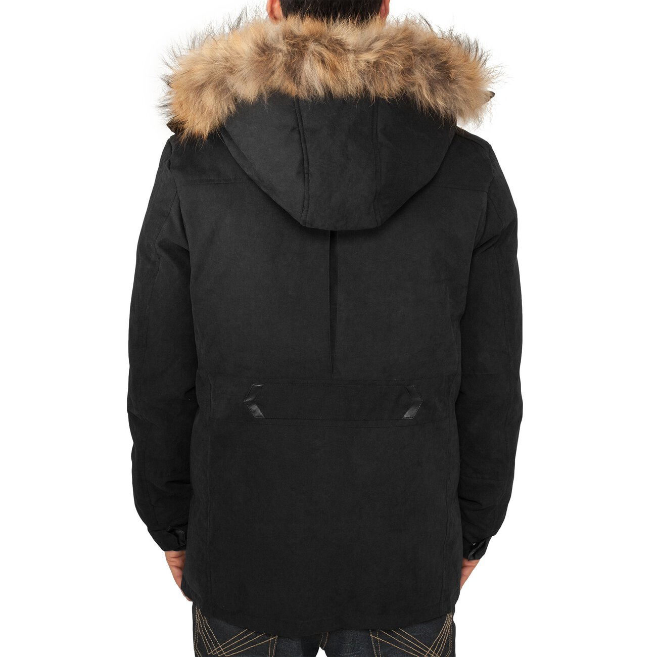 urban classics winterjacke herren expedition daunen parka. Black Bedroom Furniture Sets. Home Design Ideas