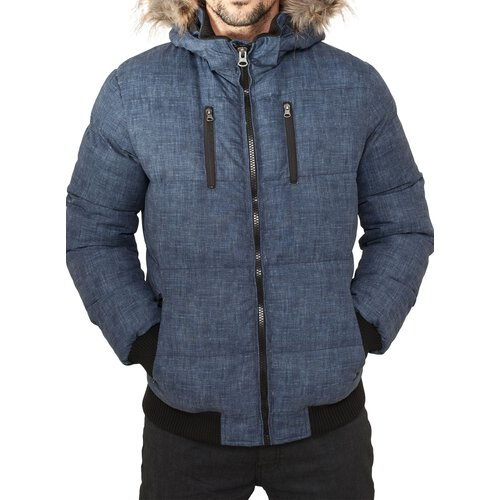 Urban Classics Winterjacke Herren Melange Expedition Bubble Jacke TB-894