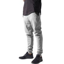 Urban Classics Jogginghose Herren Side Zip Leather Pocket...