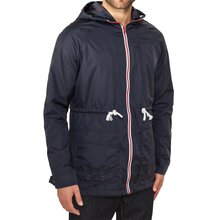 Urban Classics Jacke Herren Long Nylon Windbreaker TB-670