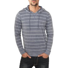 Urban Classics Sweatshirt Herren Striped Burnout Hoody...