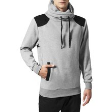 Urban Classics Sweatshirt Herren Contrast Shoulder High...