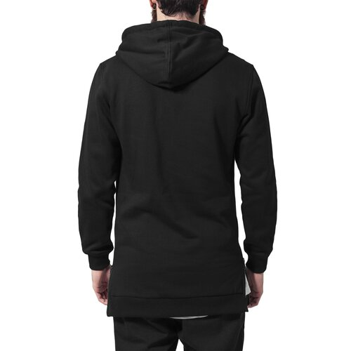 Urban Classics Sweatshirt Herren Long Side Zipped Hoody TB-1105