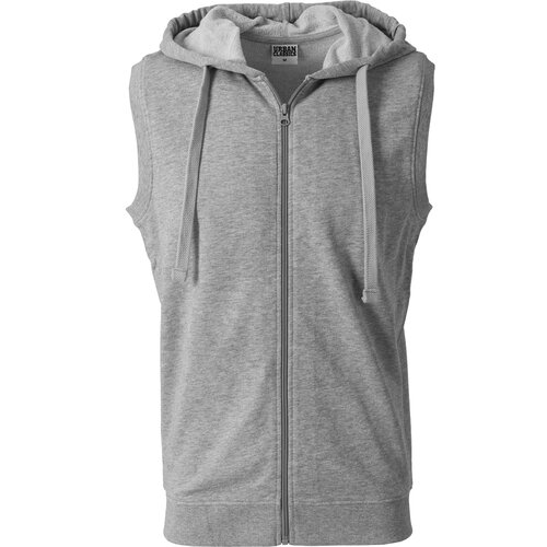 Urban Classics Sweatjacke Herren Sleeveless Terry Zip Hoody TB-1244