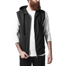 Urban Classics Sweatjacke Herren Sleeveless Terry Zip...