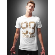 Mister Tee T-Shirt Herren 99 PROBLEMS DESERT Print Shirt...
