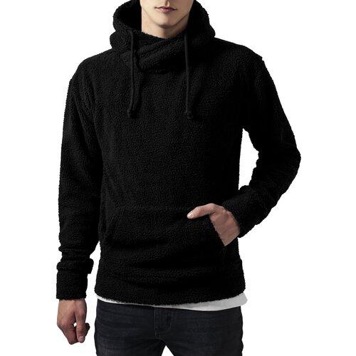 low priced b8935 6f53a Urban Classics Sweatshirt Herren Sherpa High Neck Kapuzen Hoody TB-1401