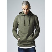 Urban Classics Sweatshirt Herren Loose Terry Long Kapuzen...