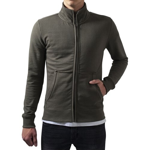 Urban Classics Jacke Herren Loose Terry Zip Jacket TB-1403