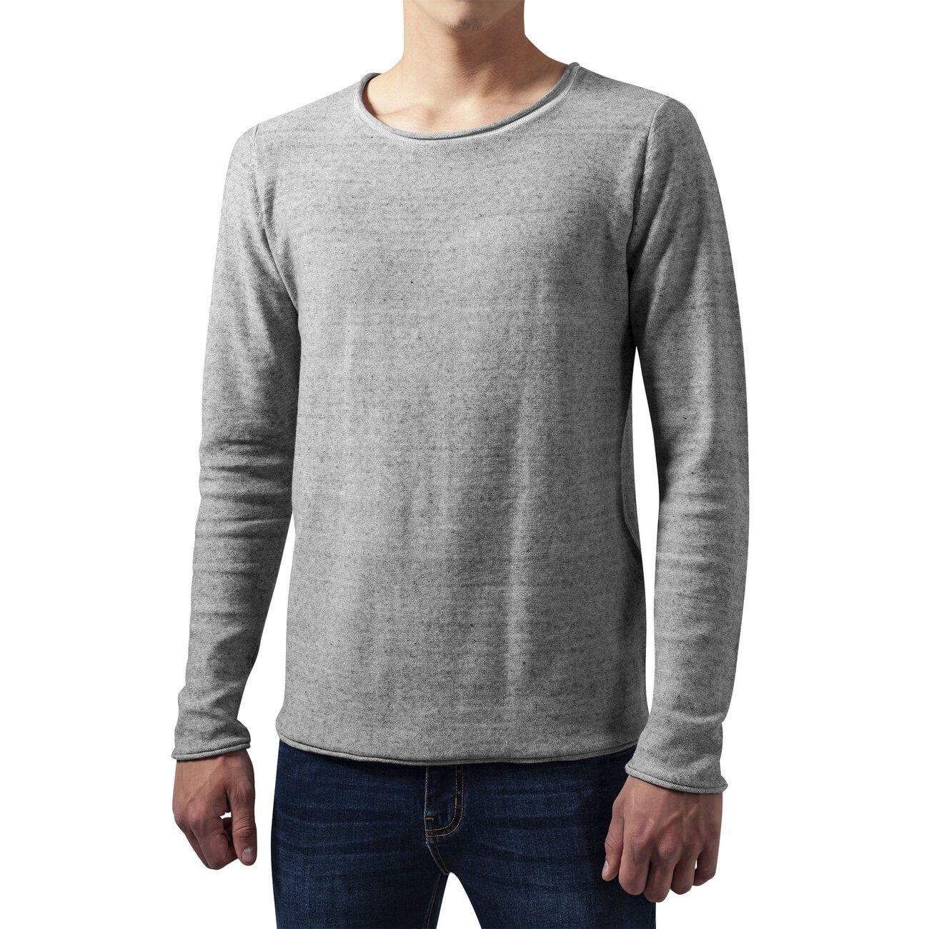 Feinstrick Pullover Herren Urban Classics Fine Knit