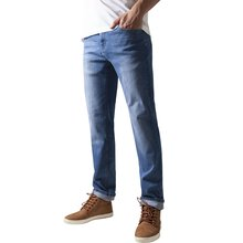 Urban Classics Jeans Herren Stretch Denim Pants Hose TB-1437