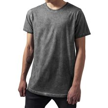 Urban Classics T-Shirt Herren Shaped Long Cold Dye...