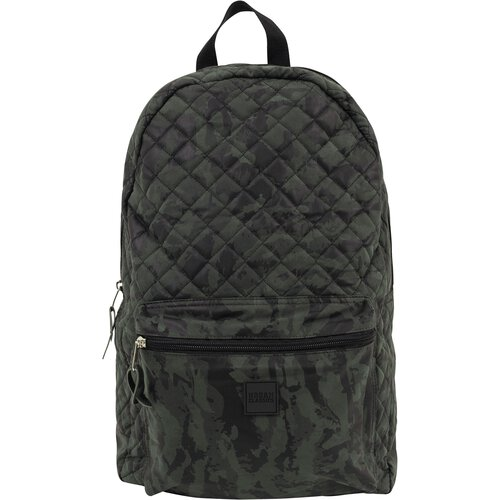 Urban Classics Rucksack Diamond Quilt Leather Imitation Backpack TB-1285