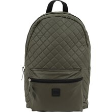 Urban Classics Rucksack Diamond Quilt Leather Imitation...