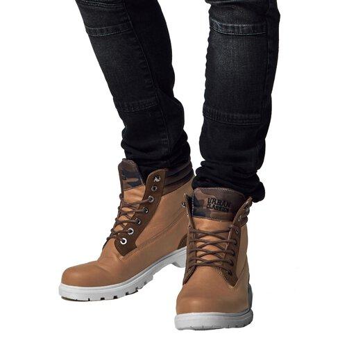 am besten billig cfd0d 01f0a Urban Classics Herren Winter Stiefel Boots Schuhe TB-1293