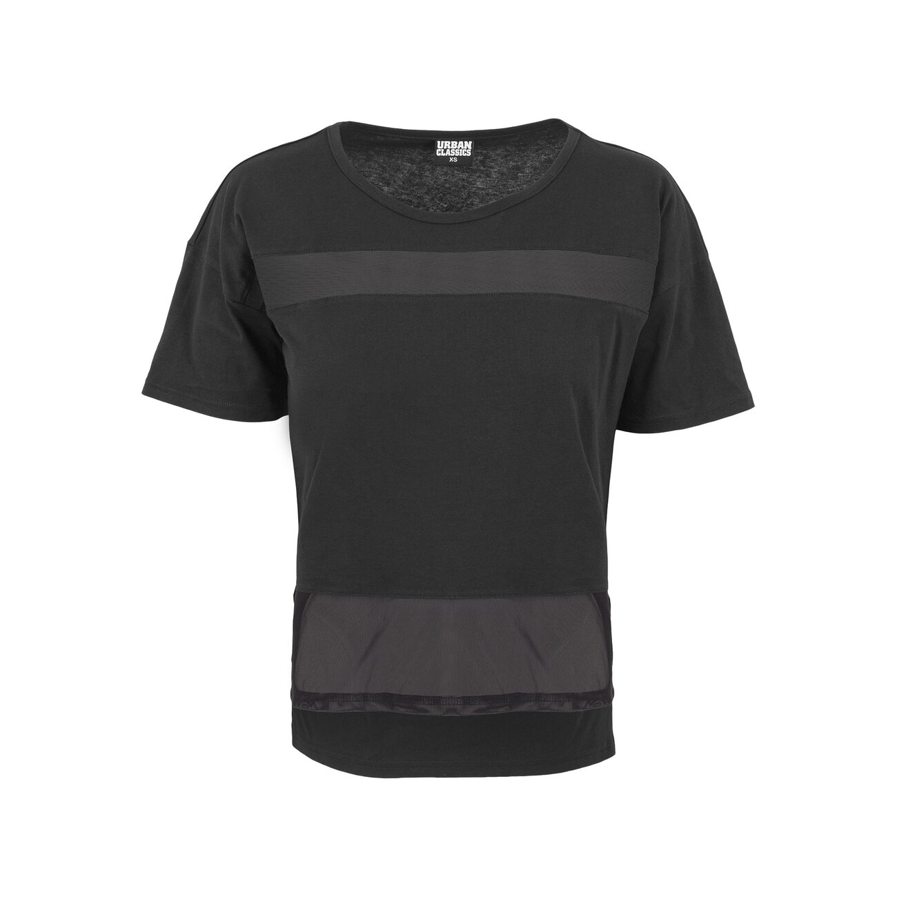 urban classics mesh t shirt damen tech netz shirt tb 1181. Black Bedroom Furniture Sets. Home Design Ideas
