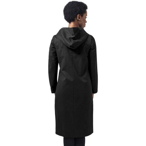 dd19d8164529 ... Urban Classics Winterjacke Damen Peached Long Asymmetric Coat TB-1360  Schwarz ...