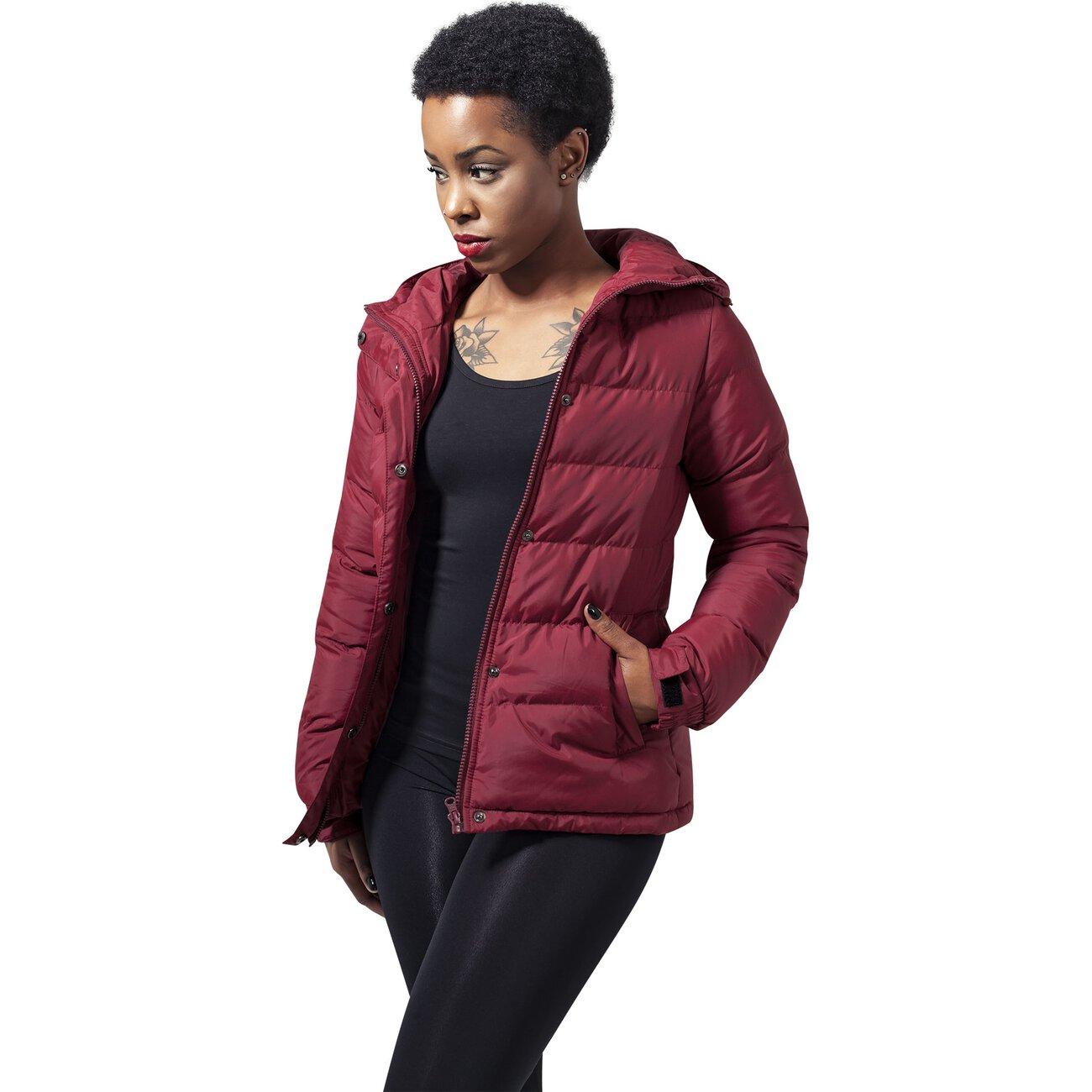 urban classics damen winterjacke bubble jacket damenjacke. Black Bedroom Furniture Sets. Home Design Ideas