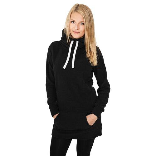 b99b60f42d156a Urban Classics Sweatshirt Damen Long Polar Kapuzen Pullover Hoodie TB-395  ...
