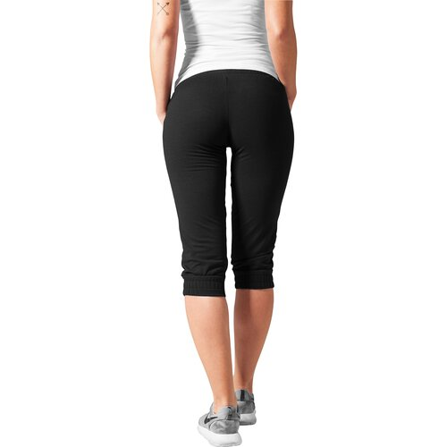 Urban Classics Jogginghose Damen French Terry Capri-Hose Sweatpant TB-364
