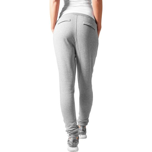 Urban Classics Jogginghose Damen Deep Crotch Freizeit Sweatpant TB-748