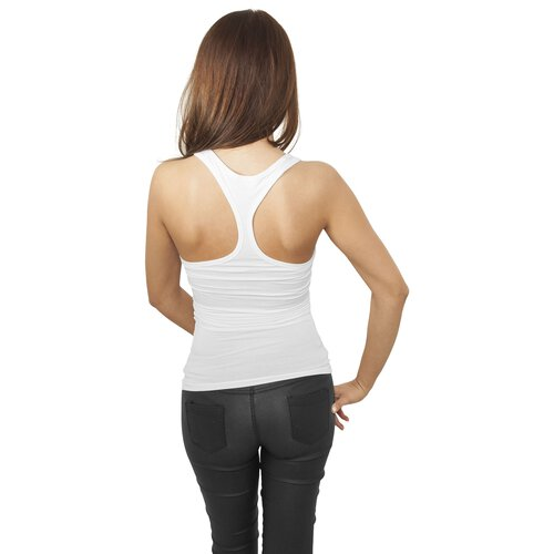 Urban Classics Tank Top Damen Fitted Viscon Racerback Shirt TB-906