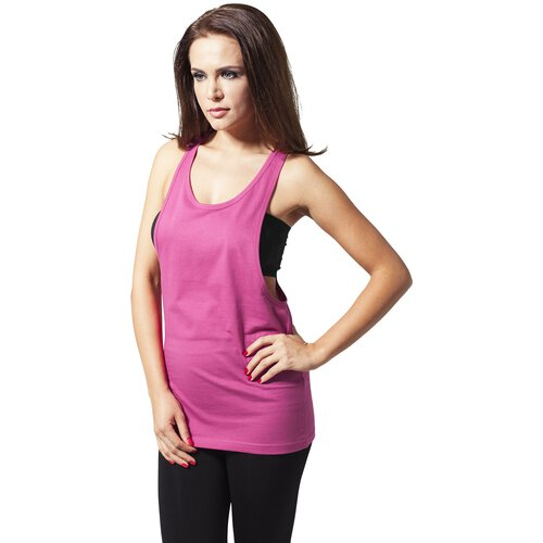 Urban Classics Tank Top Damen Basic Loose Singlet Shirt TB-358