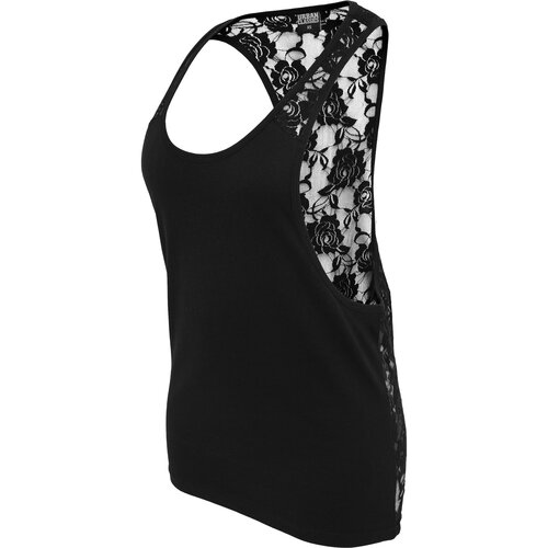 Genießen Sie kostenlosen Versand attraktiver Preis Sortenstile von 2019 Urban Classics Tank Top Damen Spitze-Träger und Rücken Singlet Shirt TB-712