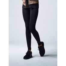 Urban Classics Leggings Damen Basic Slim-Fit Damenhose...