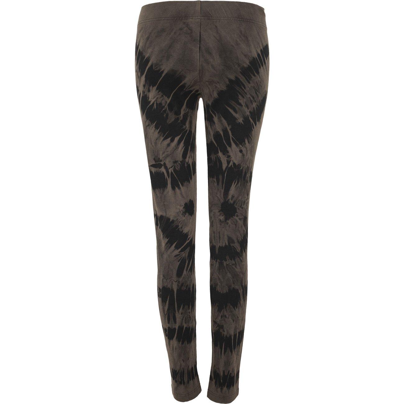 bunte leggins urban classics leggings damen splash batik. Black Bedroom Furniture Sets. Home Design Ideas
