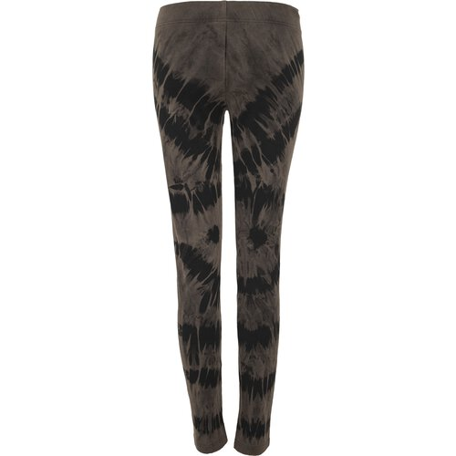 Urban Classics Leggings Damen Acid Wash Splash Damenhose TB-779