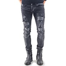 VSCT Jeans Herren Keno Rock Heavy Destroyed Look...