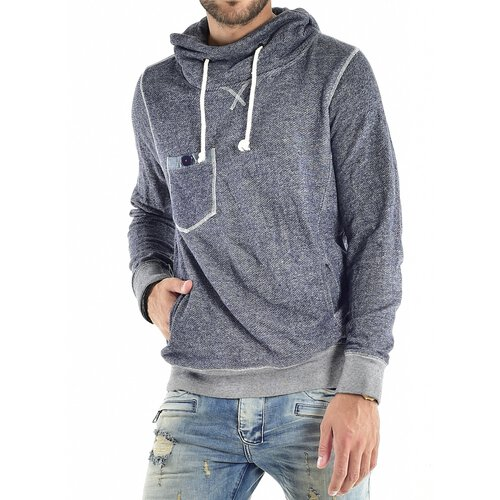 official photos c7691 5538d VSCT Sweatshirt Herren Luxury Vintage Kapuzen Pullover Hoodie V-5641930 Blau