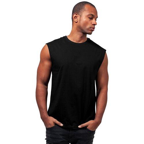 new product e82e2 60b57 Urban Classics T-Shirt Herren Open Edge Tee Ärmelloses Shirt TB-1562