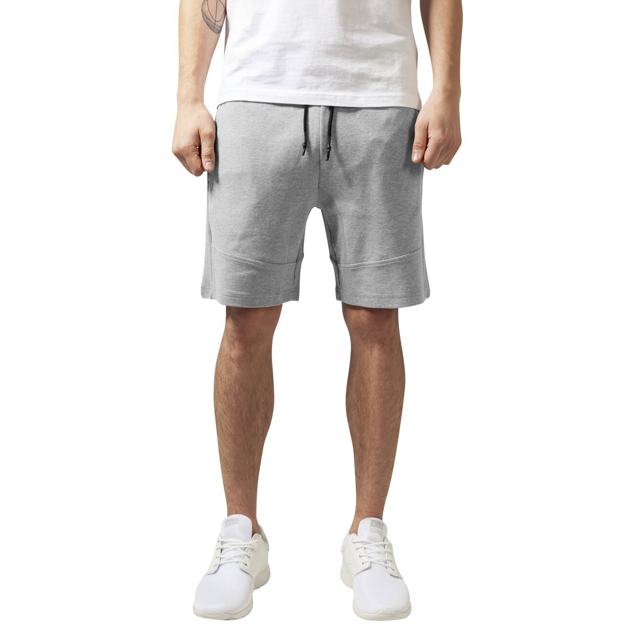 sweatshorts herren urban classics kurze hose interlock freizeithose. Black Bedroom Furniture Sets. Home Design Ideas