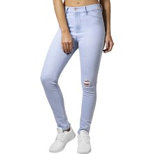 Urban Classics Hose Damen High Waist Skinny Denim Jeans...