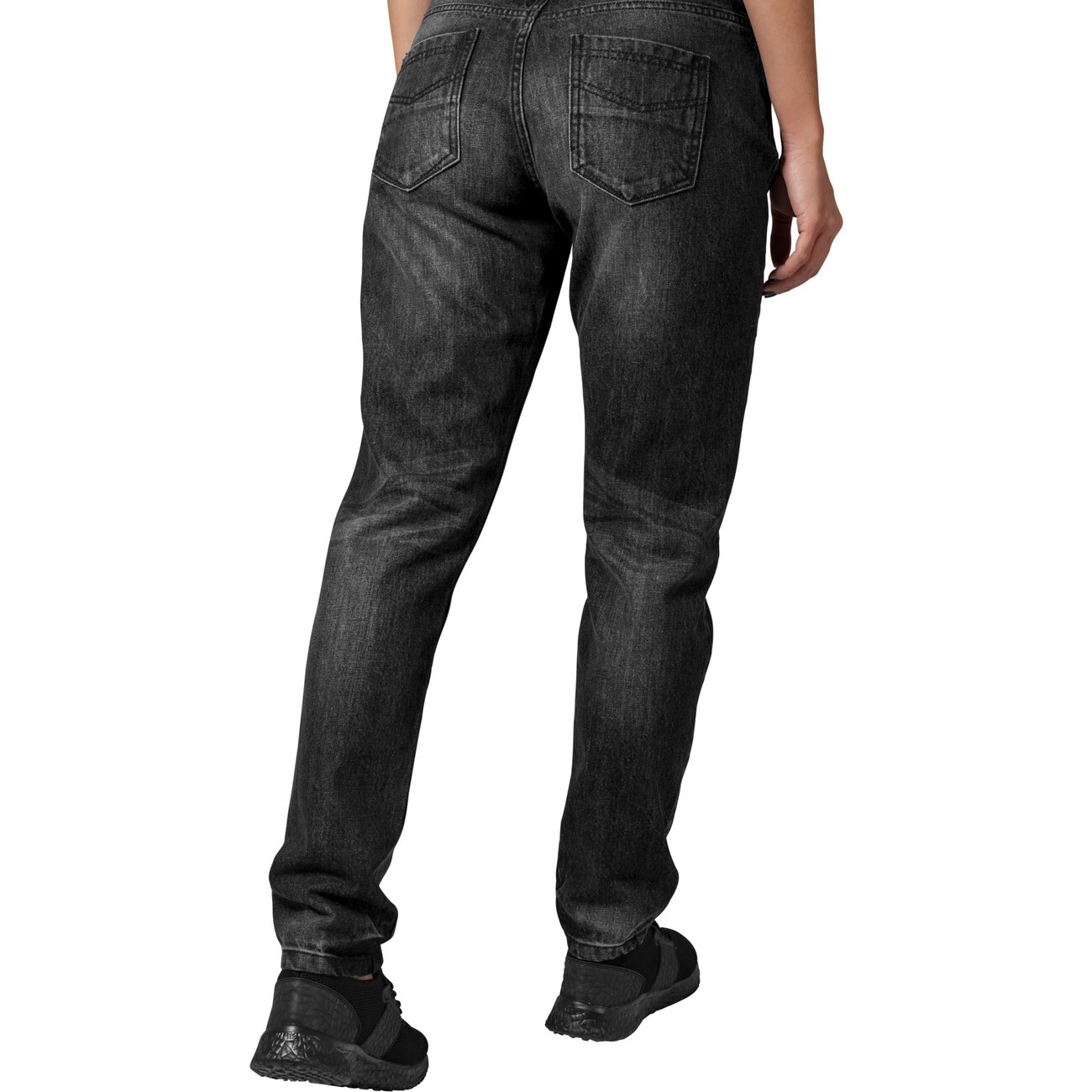 boyfriend jeans urban classics hose damen comfort fit. Black Bedroom Furniture Sets. Home Design Ideas