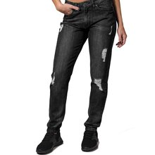 Urban Classics Hose Damen Comfort Fit Boyfriend Denim...