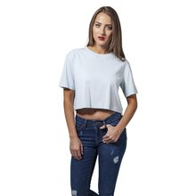 Urban Classics T-Shirt Damen Short Oversized Kurzarm...