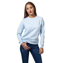 Urban Classics Sweatshirt Damen Rundhals Basic Sweat...