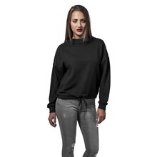 Urban Classics Sweatshirt Damen Oversized Basic Crewneck...