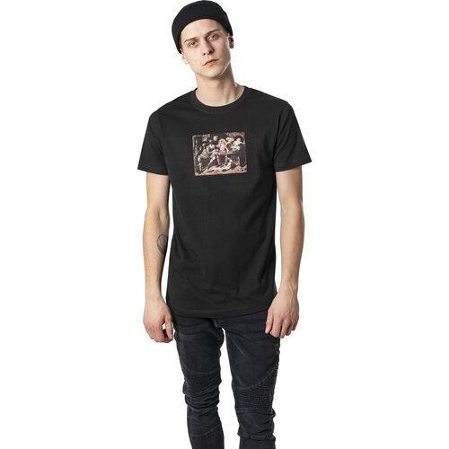 Mister Tee T-Shirt Herren LAST NIGHT Motiv Kurzarm Shirt MT-490 Schwarz 500efa8355