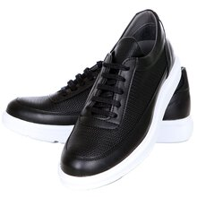 Sneaker Herren-Schuhe Fashion Low Cut Schnürer K-12501...