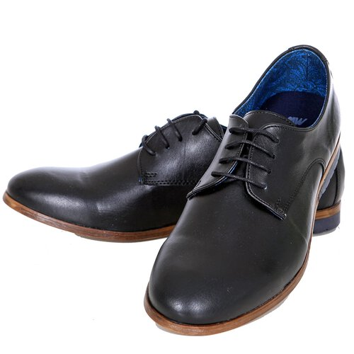 finest selection c4d5a d9ab9 Herren-Schuhe Business Halbschuhe Schnürer-Schuhe K-13801 Schwarz