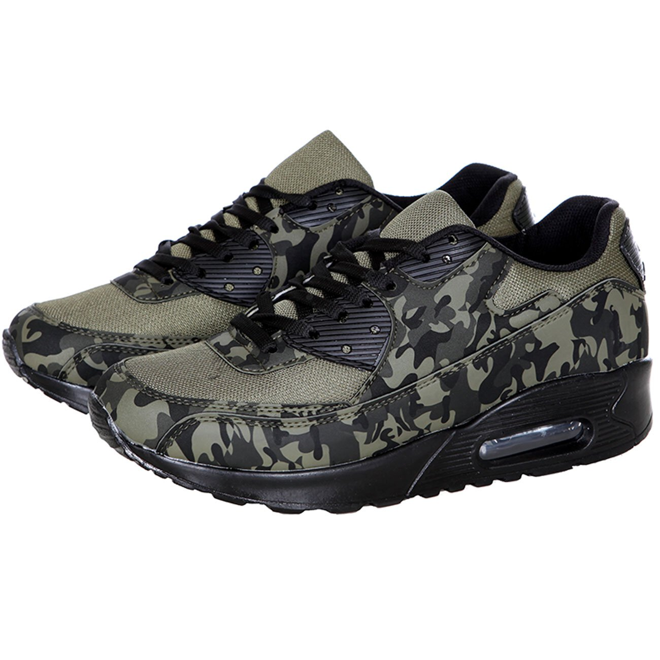 camouflage sneaker herren schuhe schn rer sport freizeit. Black Bedroom Furniture Sets. Home Design Ideas